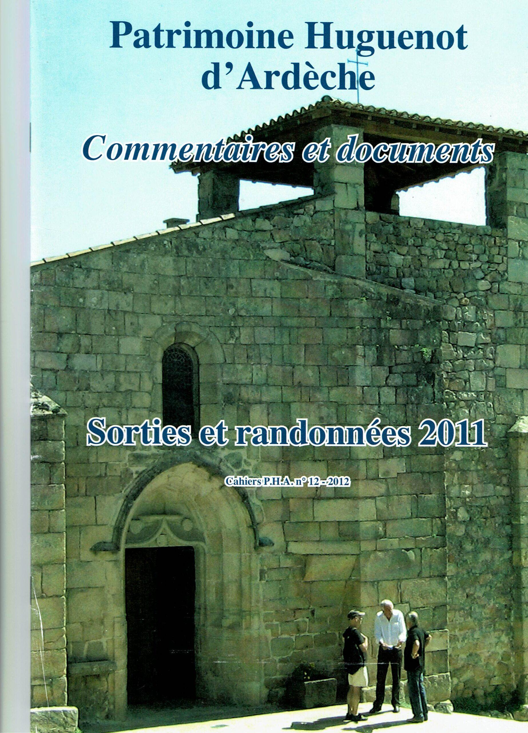 Bulletin PHA n° 12
