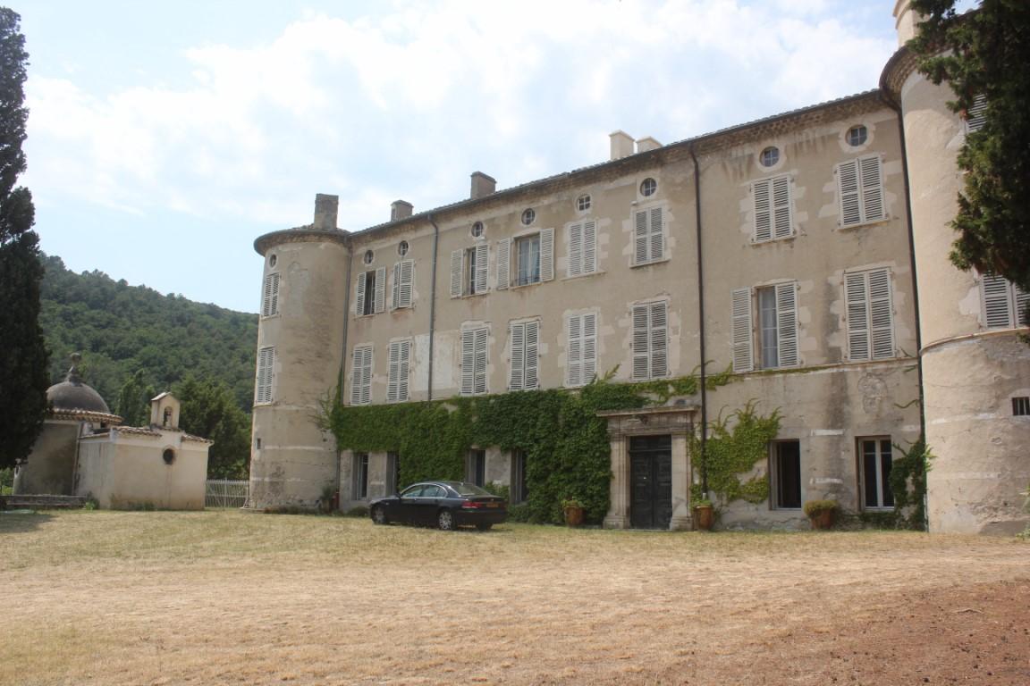 Sortie Meysse et château de Joviac 2019